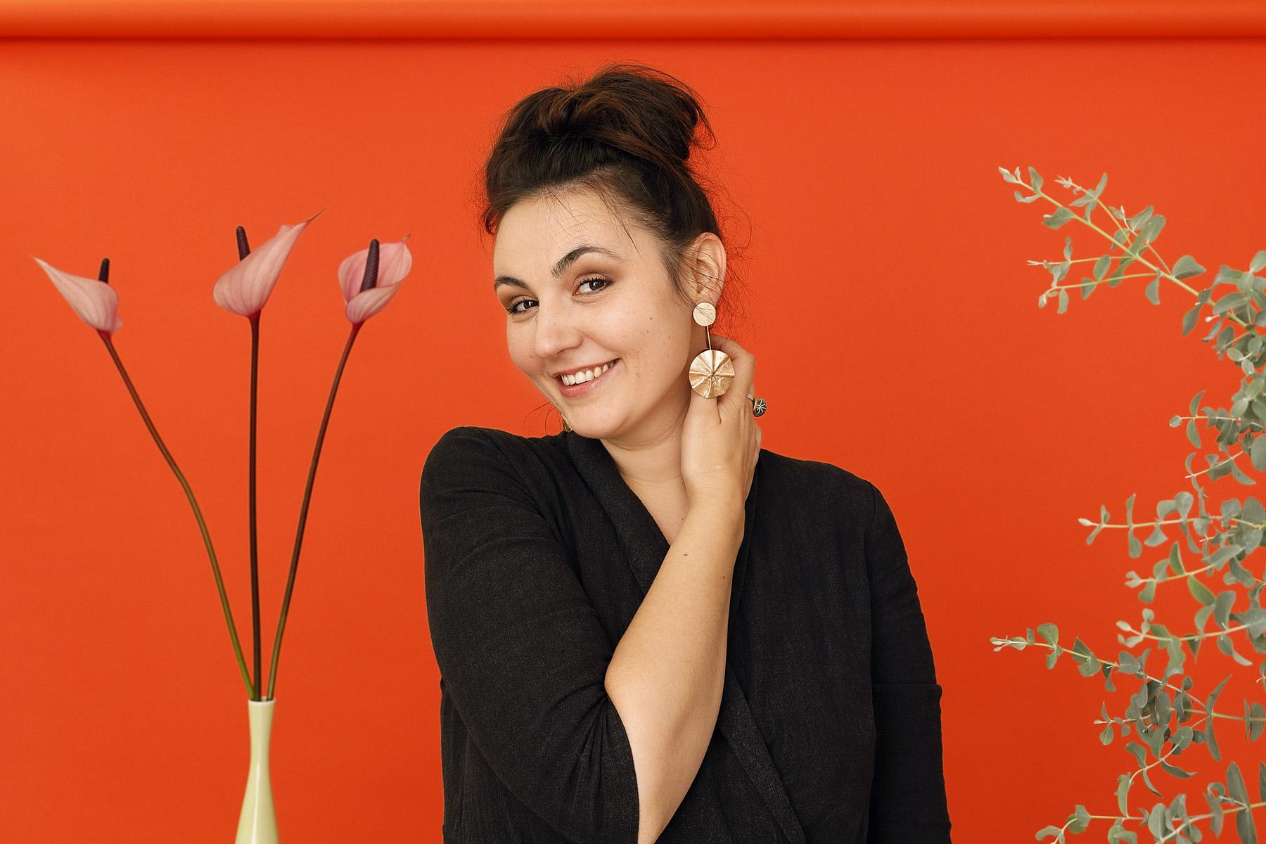 Jana Faust Portrait, Foto: Sonja Werner