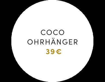 Coco Ohrhaenger Preisschild